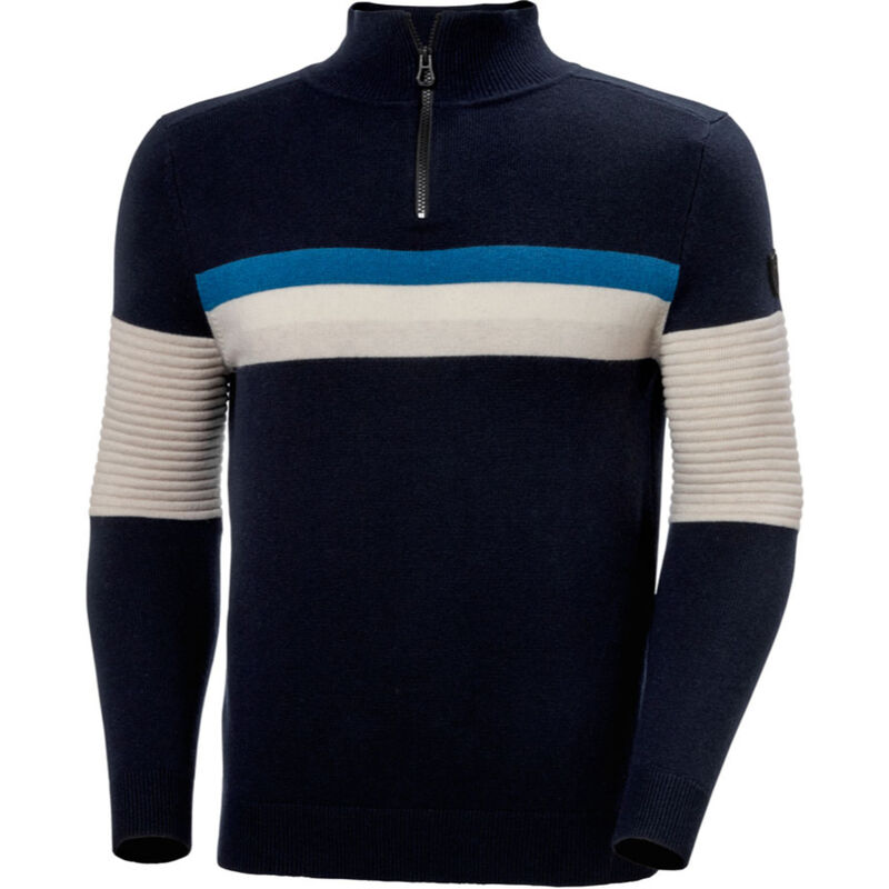 Helly Hansen Tricolore Knitted Sweater Mens image number 0