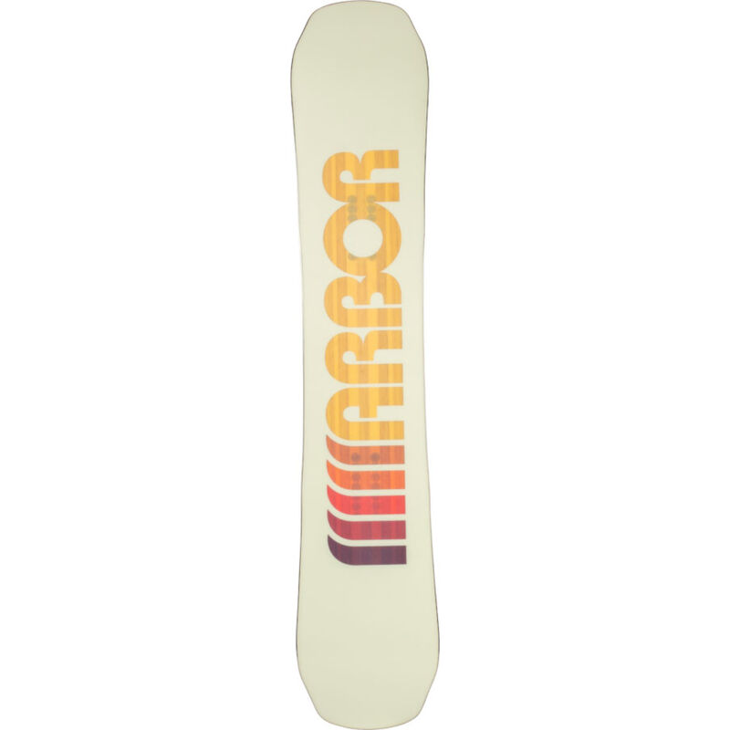 Arbor Shiloh Camber Snowboard Mens image number 1
