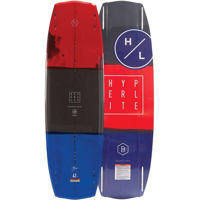 Hyperlite Baseline Wakeboard with Session Boots