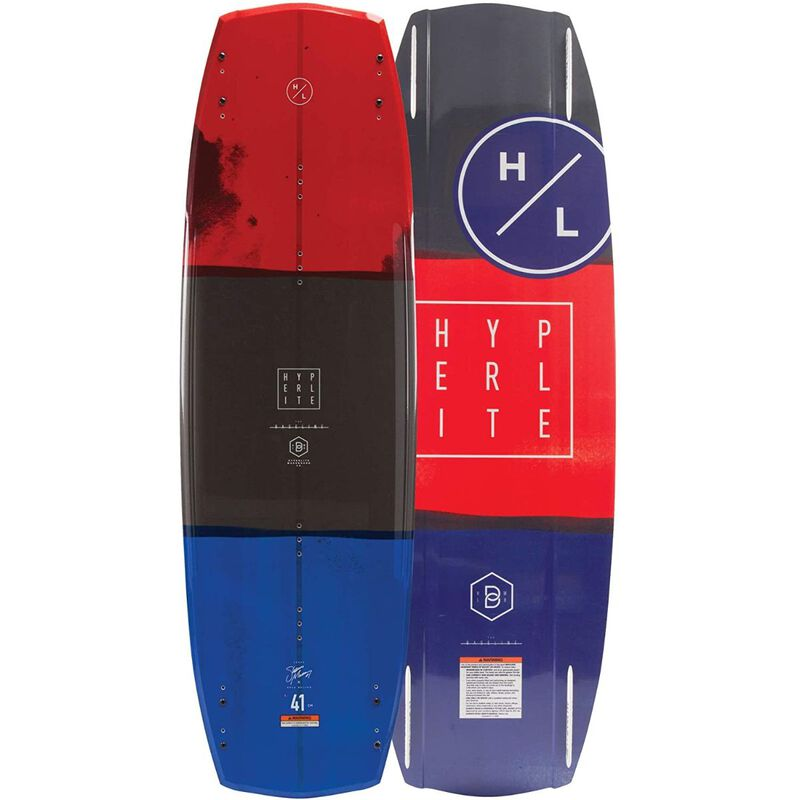 Hyperlite Baseline Wakeboard with Session Boots image number 1