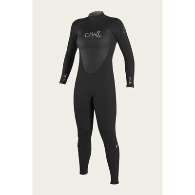 Oneill Epic 4/3 Full Wetsuit Womens