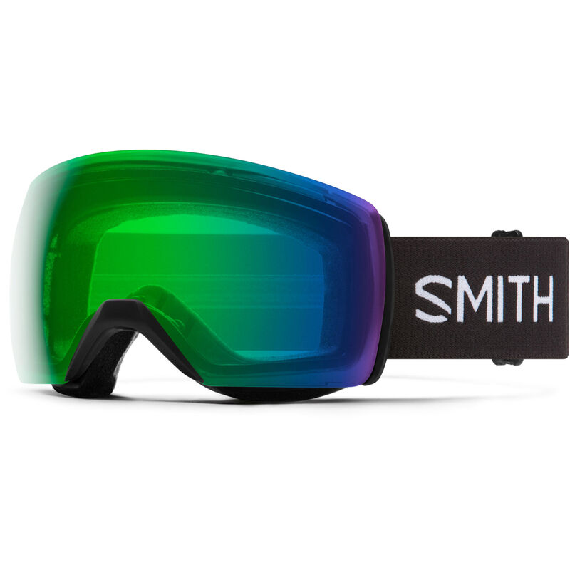 Smith Skyline XL Everyday Green Mirror Goggles image number 0