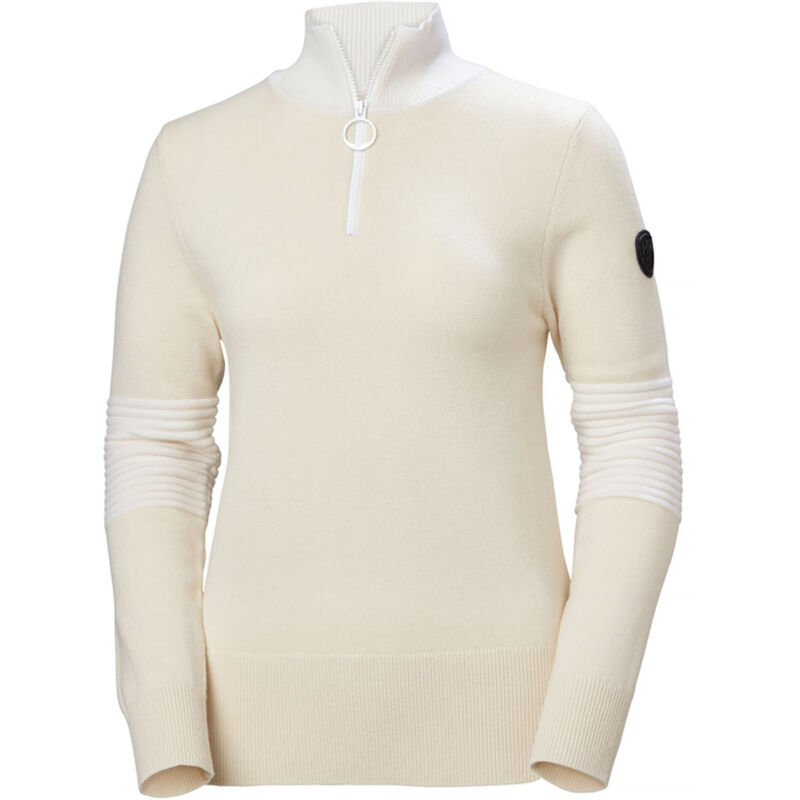 Helly Hansen Tricolore Knitted Sweater Womens image number 0