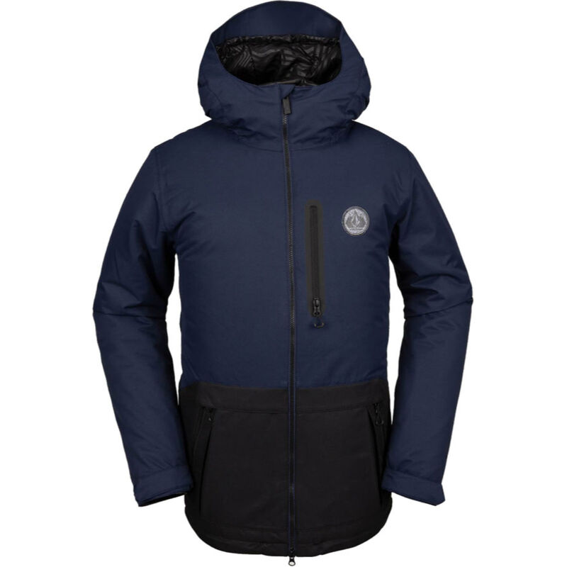 Volcom Deadly Stones Insulated Jacket Mens image number 0