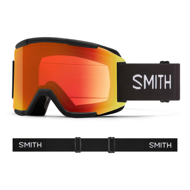 Smith Squad Everyday Red Mirror Goggle image number 0