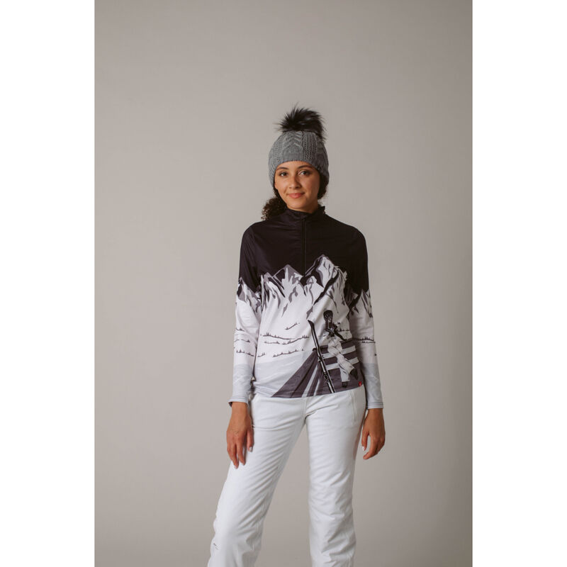 Krimson Klover Après Anyone? Base Layer Womens image number 0