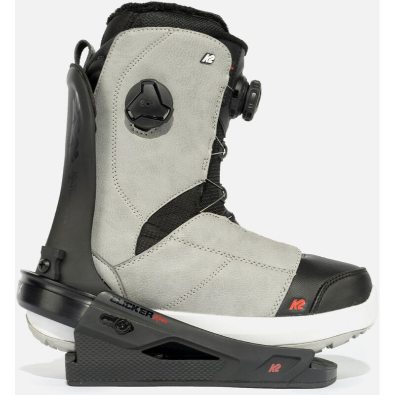 K2 Kinsley Clicker X HB Snowboard Boots Womens image number 5