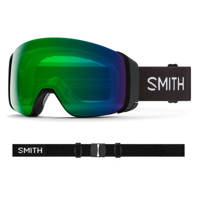 Smith 4D Mag Goggles + Everyday Green Lens