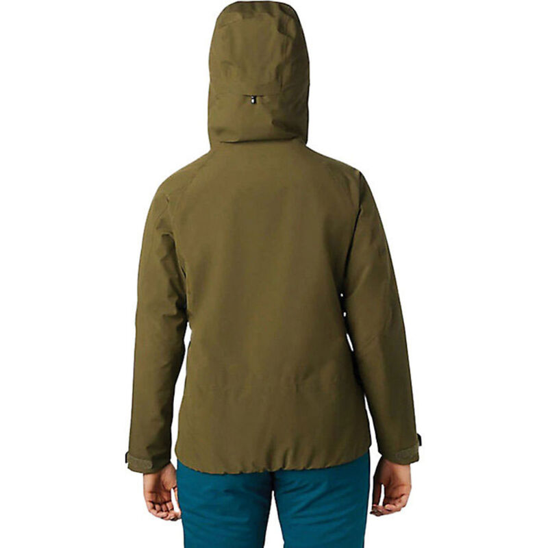 Mountain Hardwear Cloud Bank Gore-Tex Insulated Jacket Womens image number 1