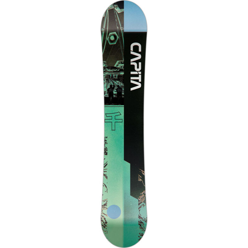 CAPiTA Outerspace Living Snowboard Mens image number 2