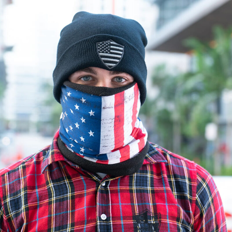 SA Company Frost Tech Fleece Lined Face Shield image number 1