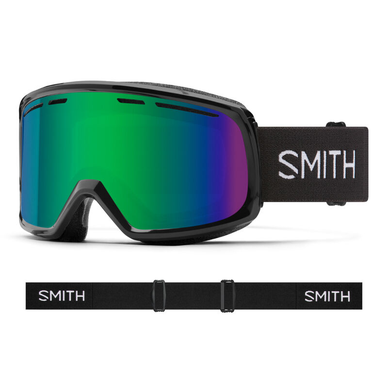 Smith Range Goggles + Green Sol-X Lens image number 0