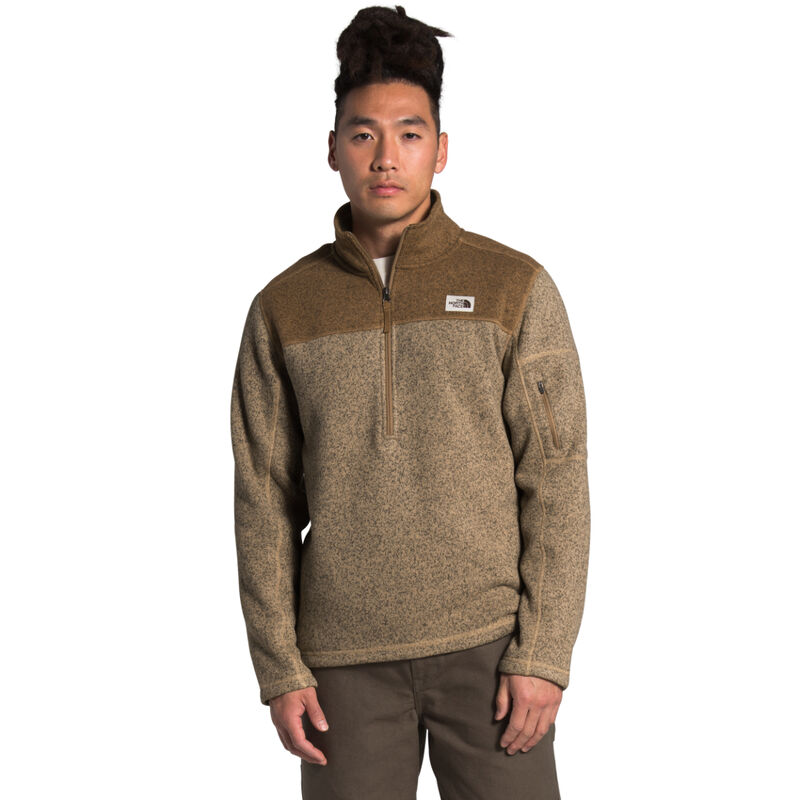 The North Face Gordon Lyons 1/4 Pullover Mens image number 1