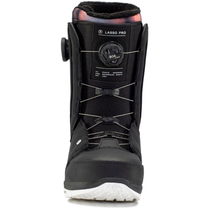Ride Lasso Pro Snowboard Boots Mens image number 2
