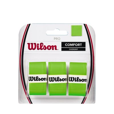 Wilson Pro Overgrip 3 pack Assorted Colors