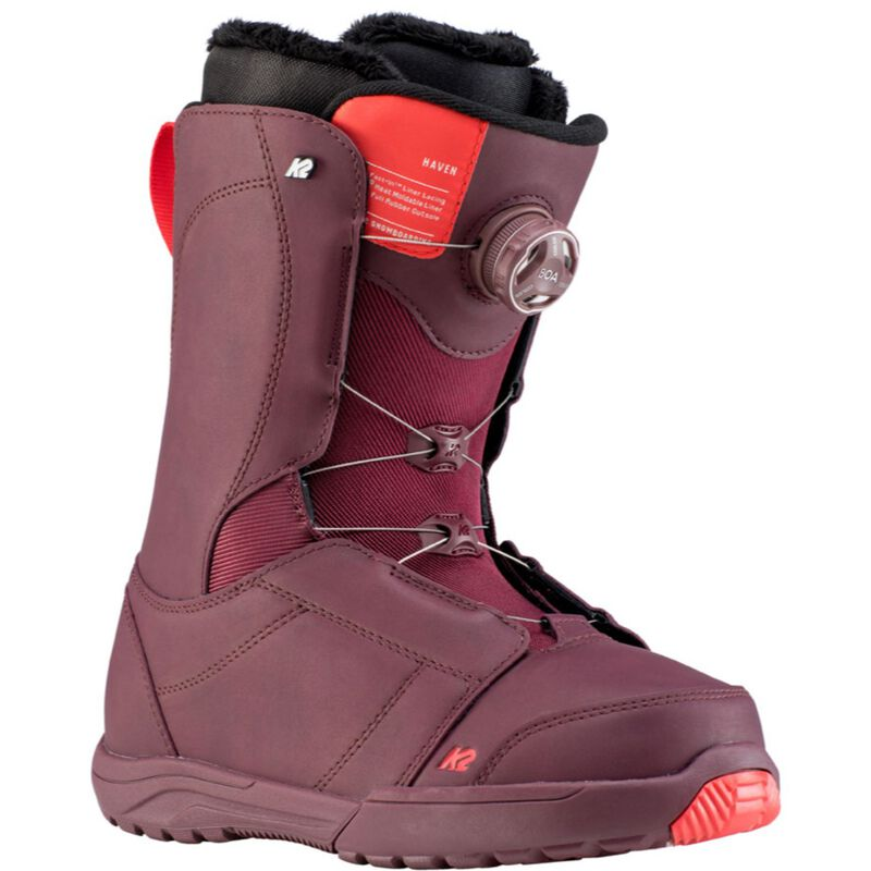 K2 Haven Snowboard Boots Womens image number 1