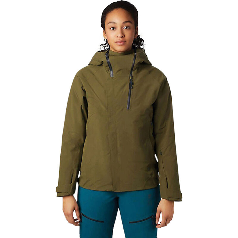 Mountain Hardwear Cloud Bank Gore-Tex Insulated Jacket Womens image number 0