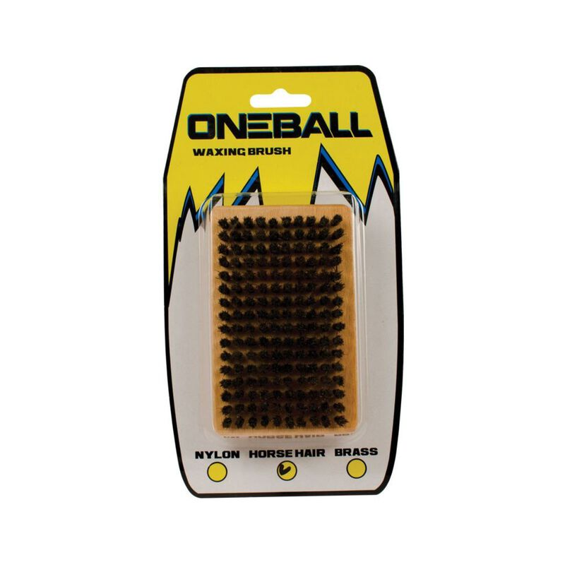 OneBall Jay Horsehair Waxing Brush image number 0