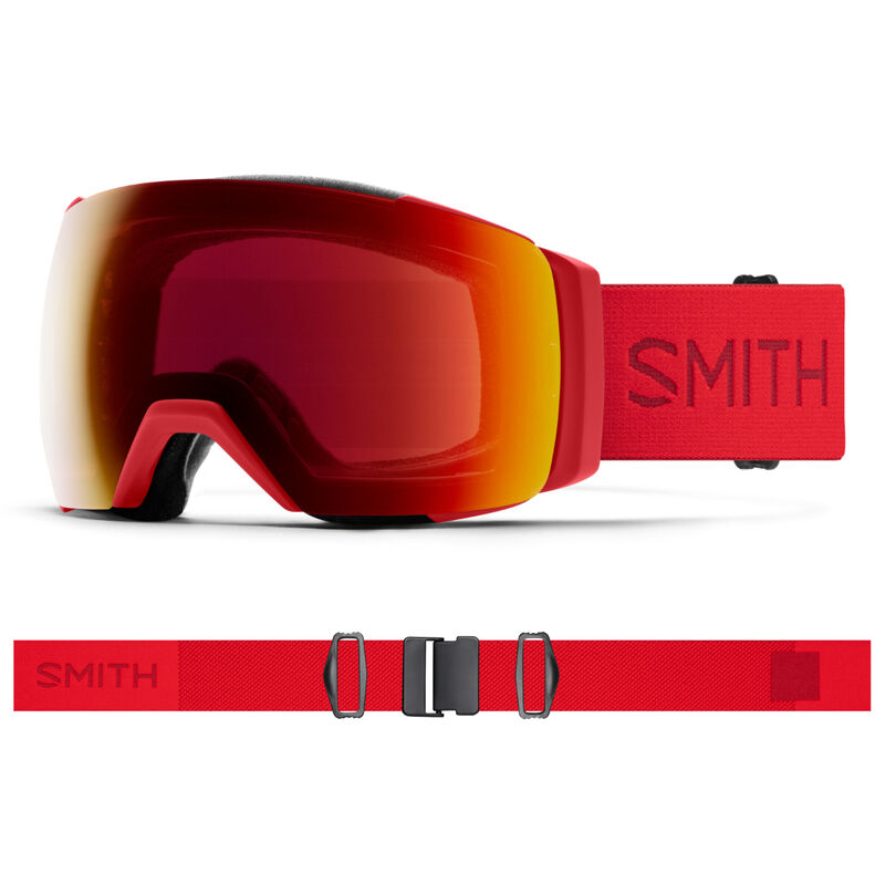 Smith I/O Mag XL Goggles + Sun Red Lenses image number 0