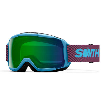 Smith Grom Jr Goggles + Everyday Green Lens Kids