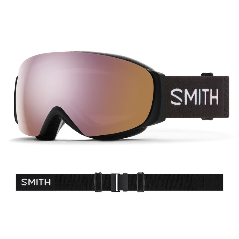 Smith I/O Mag S Goggles + Everyday Rose Gold Lens image number 0