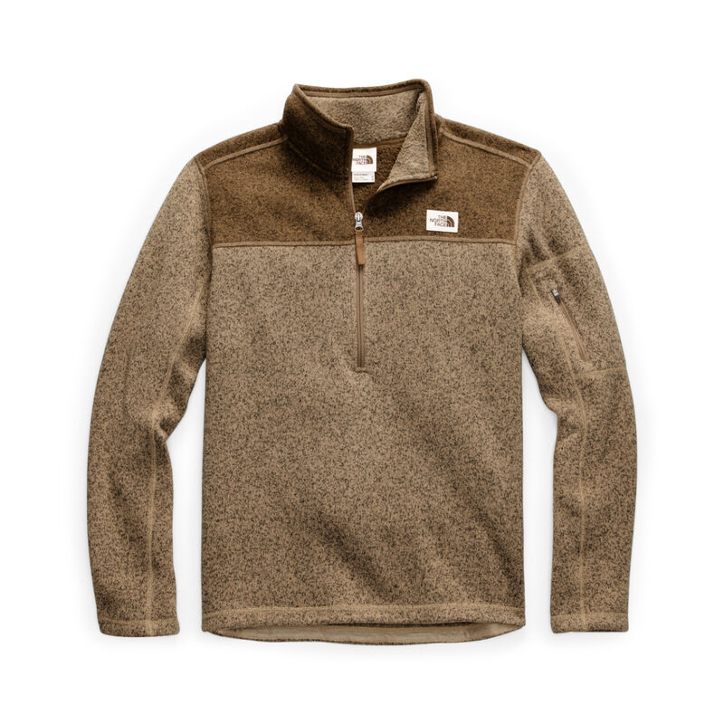 The North Face Gordon Lyons 1/4 Pullover Mens image number 0