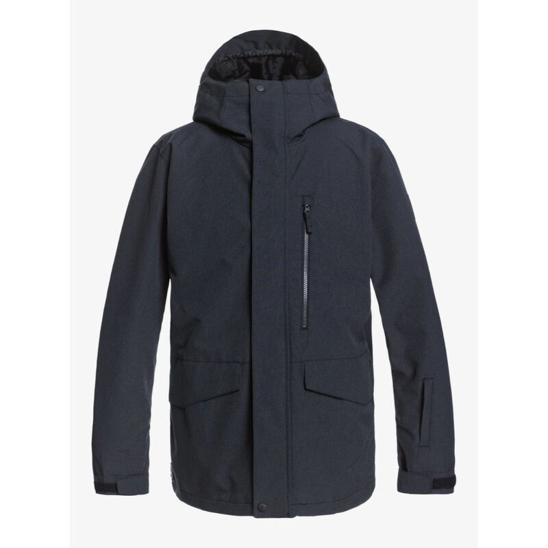 Quiksilver Mission 3 in 1 Jacket Mens image number 0
