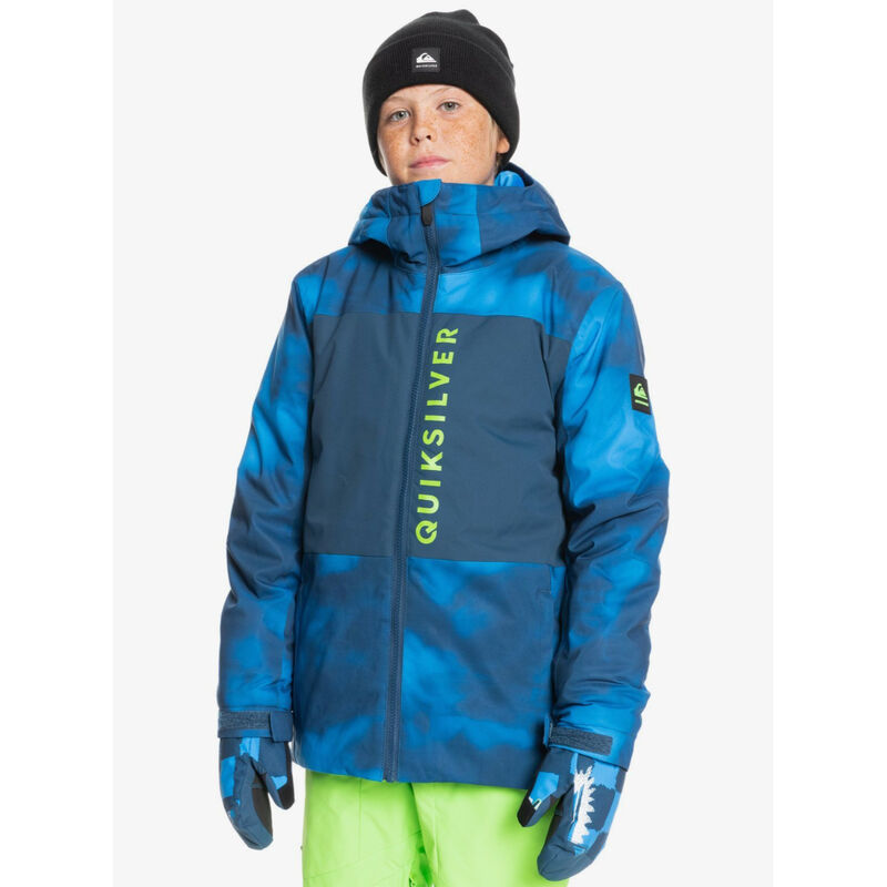 Quiksilver Side Hit Snow Jacket Boys image number 0