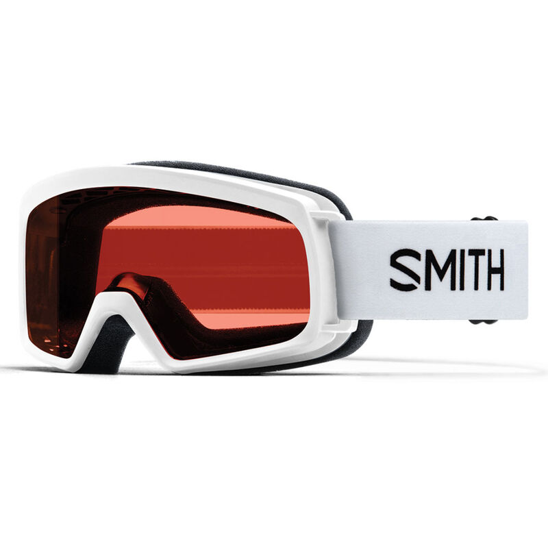 Smith Rascal White Goggles Kids image number 0