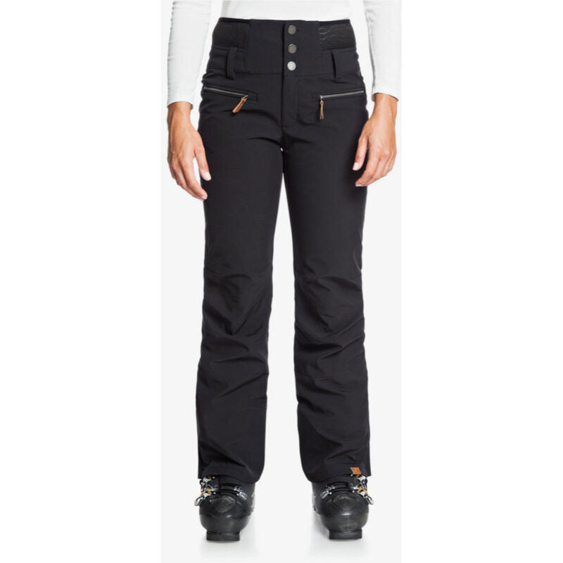 Roxy Rising High Short Shell Snow Pants Womens image number 0