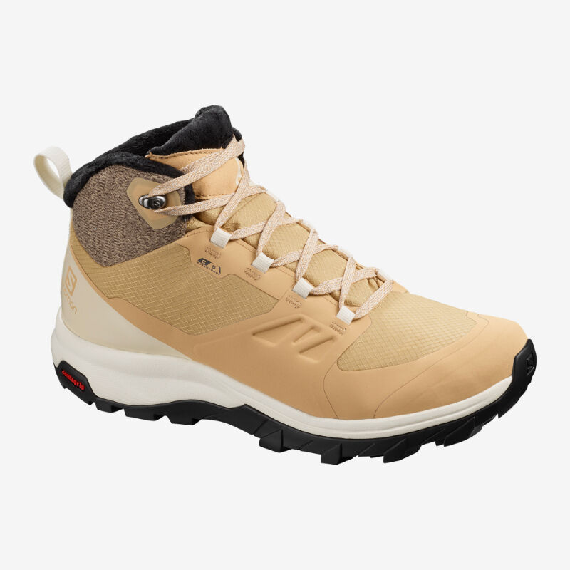 Salomon OUTsnap Climasalomon™ Waterproof Boots Womens image number 0