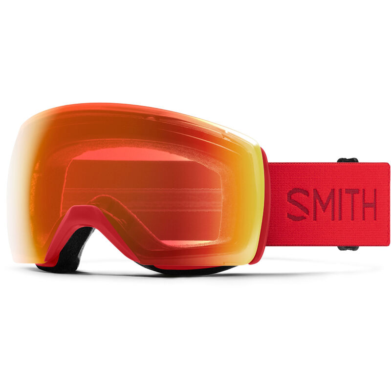 Smith Skyline XL Everyday Red Mirror Goggles image number 0